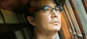映画ラストレターの福山雅治さんメガネ