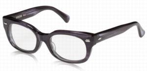 エフェクタ―メガネ「ファズ fuzz」眼鏡GYグレー