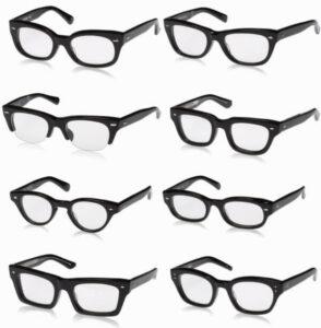 エフェクター眼鏡の人気メガネはコレら!
